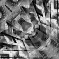 Lot 1 - Architectural Abstract 1